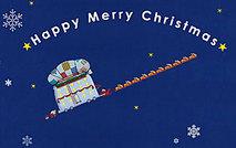 クリスマスイブです!